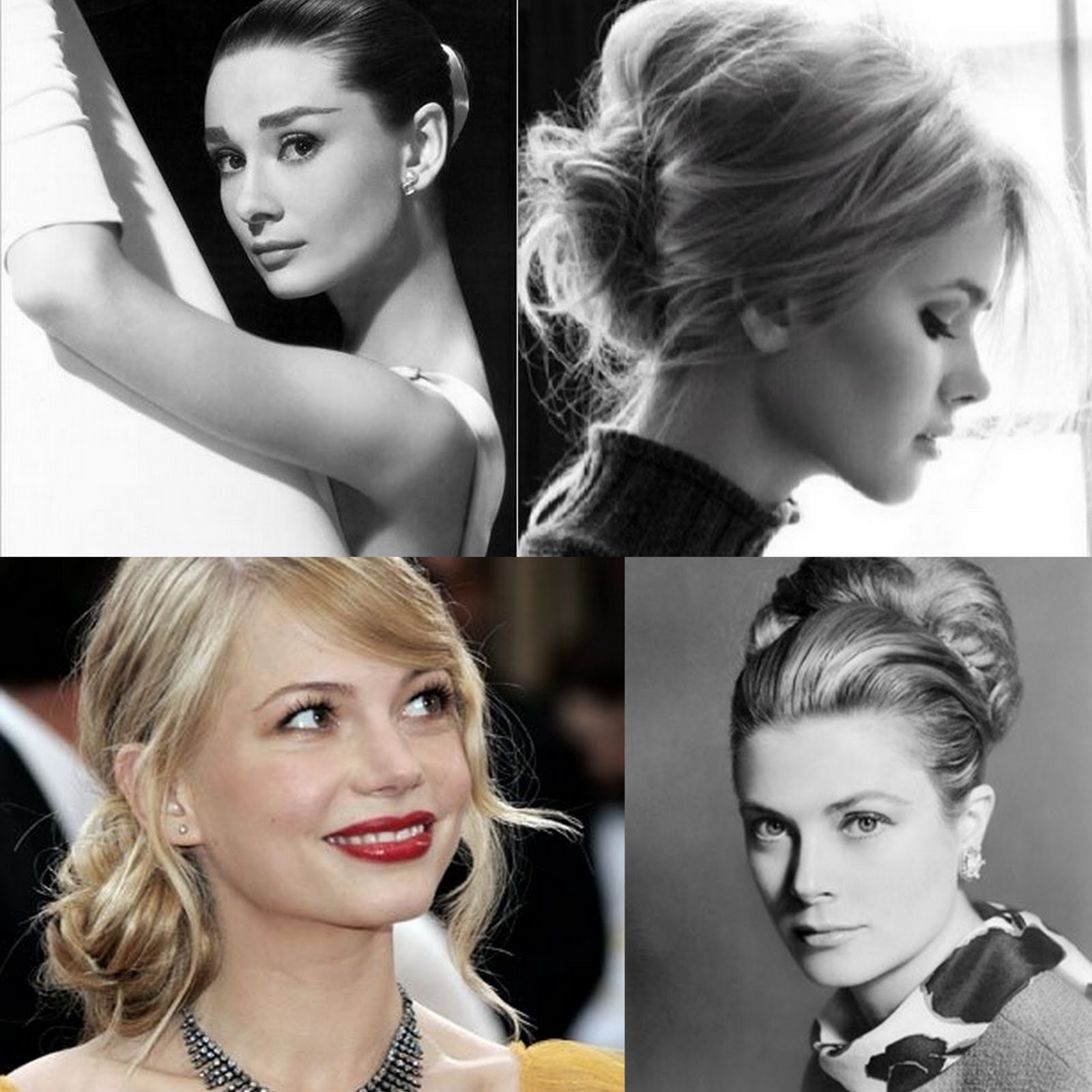 Rat pack womens hairstyle