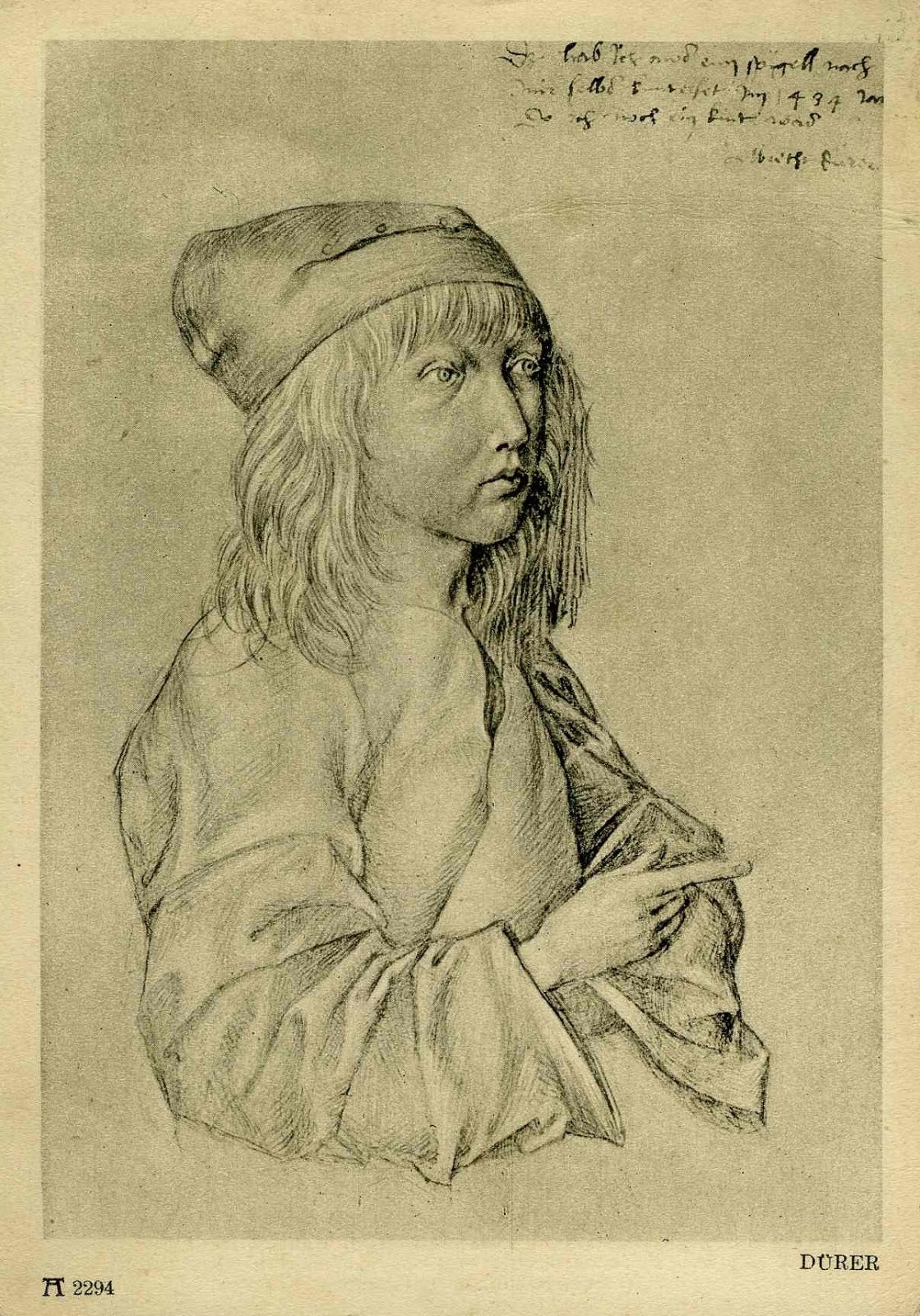 What is the most important work by albrecht durer?