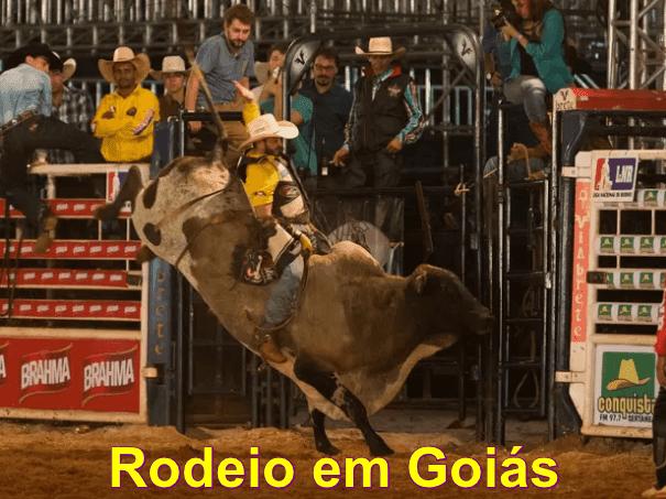 Agenda de Rodeio de Goiás