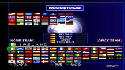 Winning Eleven 2018 PSX ( Winning Eleven 2002 ) by ZAAZ