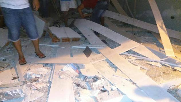Em Mata Grande/AL, bandidos explodem agência do Bradesco