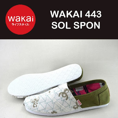 Sepatu Wakai Wanita dan Wakai Pria