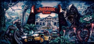 ¿De qué trata Jurassic Park?
