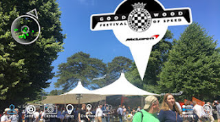 Goodwood Festival of Speed introduces skignz