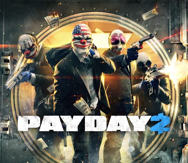 تحميل لعبة السرقة والسطو علي البنوك بي داي payday 2 كاملة للكمبيوتر برابط مباشر
