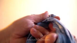 Manualidades y trucos con nudos en el pañuelo. Revelacion 04