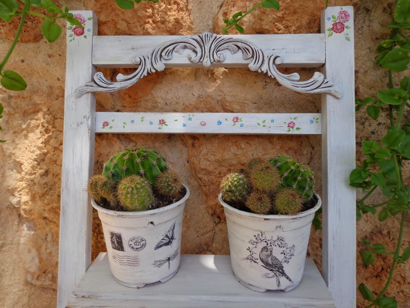 Jacinta lalali cactus y suculentas for Imagenes de reciclaje de madera