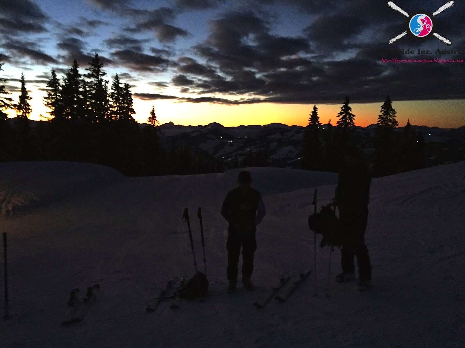 Skitour Ochsalm Nord