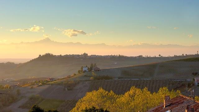 Monforte d'Alba Piedmont