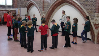5th portsmouth scout group milton st james church