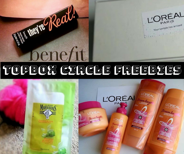 Free beauty products