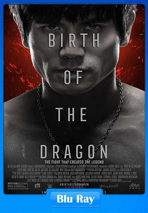 Birth of the Dragon 2016 UNCUT 720p Dual Audio BluRay Esub x264 | 480p 300MB | 100MB HEVC Poster