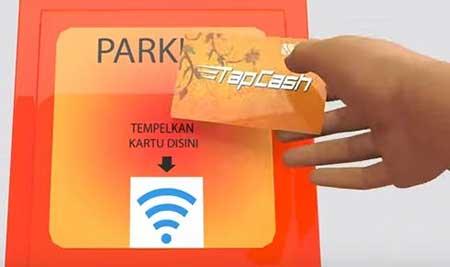 Cara Top Up Saldo TapCash BNI Via SMS Banking