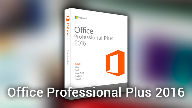 download office 2016 professional plus free