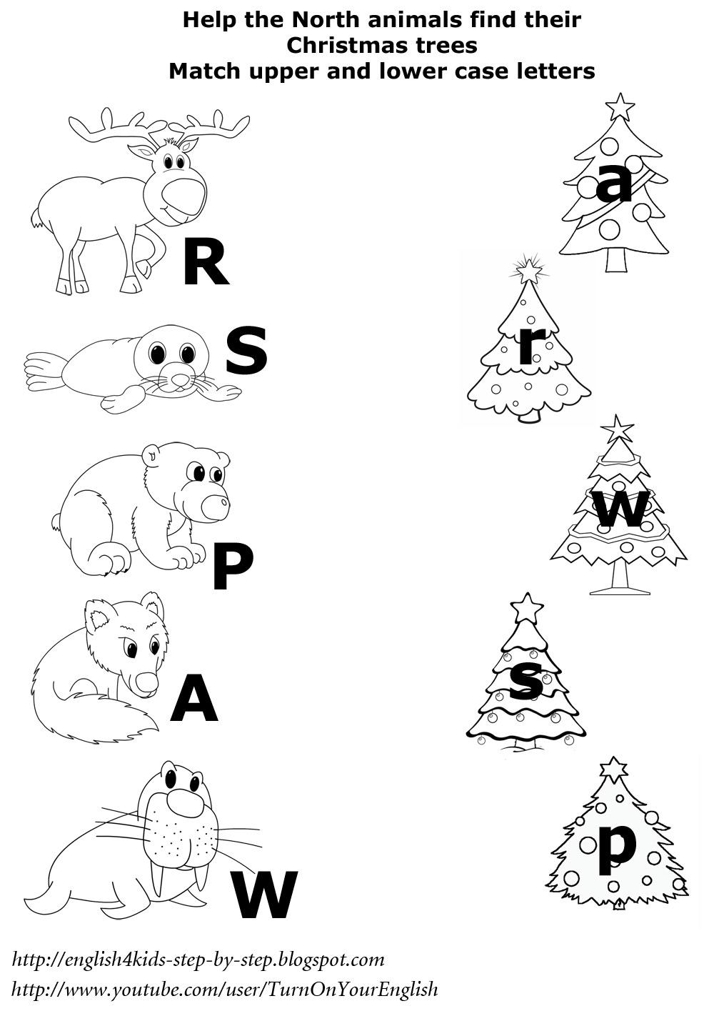 Arctic Animals Song for Children