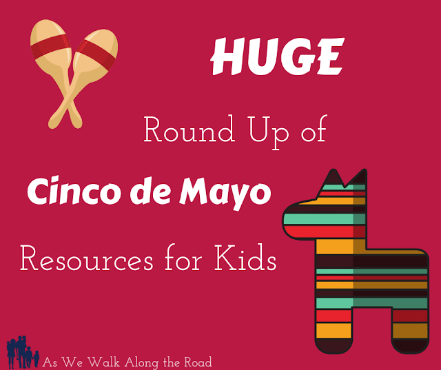 Cinco de Mayo resources for kids