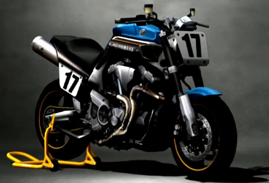 Yamaha MT 01 2005 Racing Modify