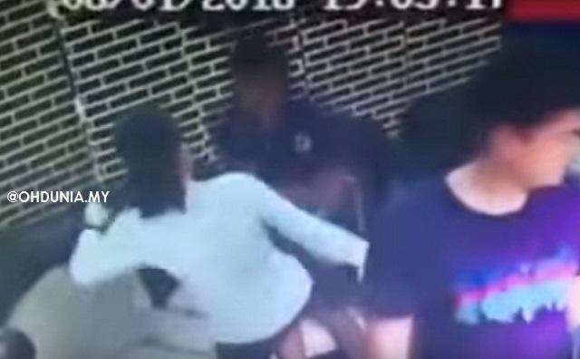 Pukul PATI Dalam Operasi, Pegawai Imigresen Wanita Ditukar Serta Merta