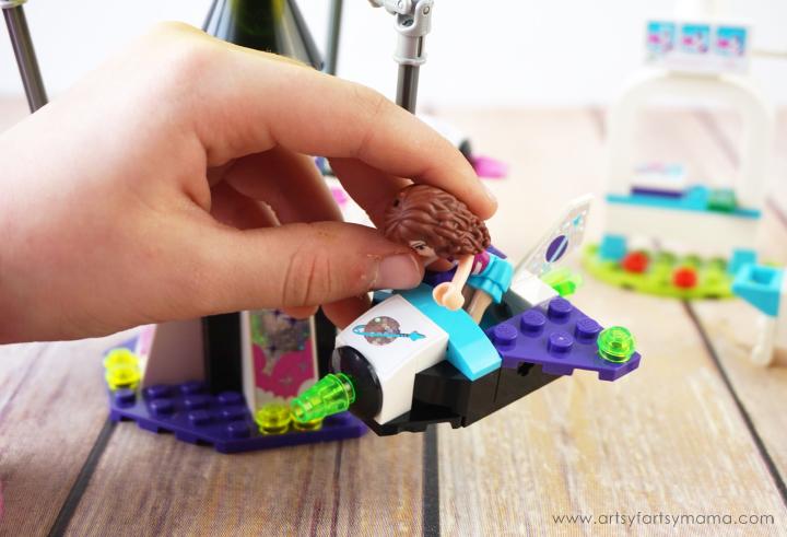 LEGO® Friends Amusement Park Space Ride