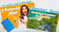 Logo Riso Flora ''L'Estate in un istante'': vinci 21 Polaroid + Print e un viaggio alle Seychelles