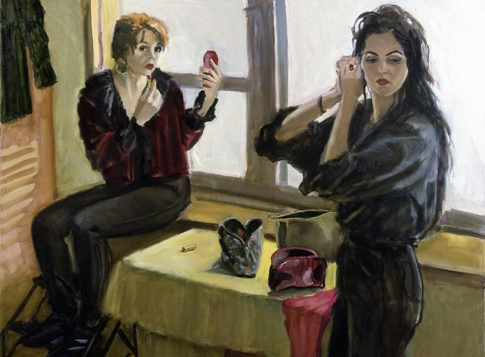 Американский художник. Audrey Anastasi 3