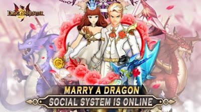 Download Dragon Hunter Furious Love MOD APK v0.16.121 Terbaru