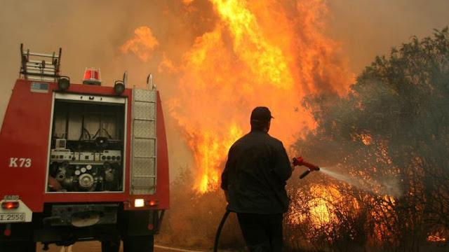 Δράσεις πολιτικής προστασίας και καταπολέμησης των δασικών πυρκαγιών χρηματοδοτούνται με 3.000.000 από το Ε.Π. «Ήπειρος 2014-2020»