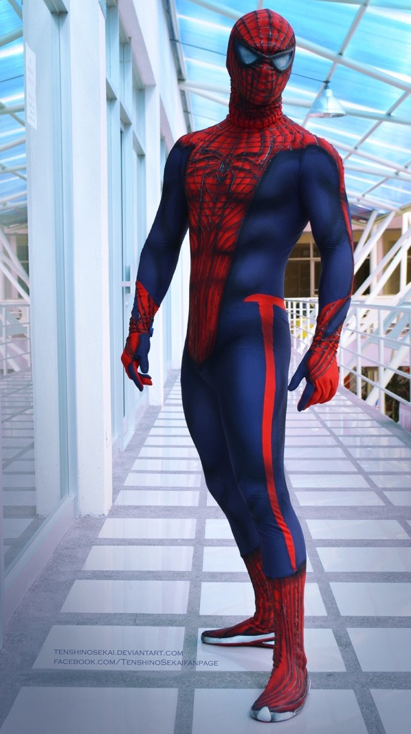 cosplay-spider-man