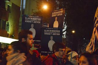 21 Marcha del Silencio