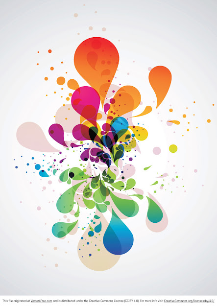 Abstract Free Vector