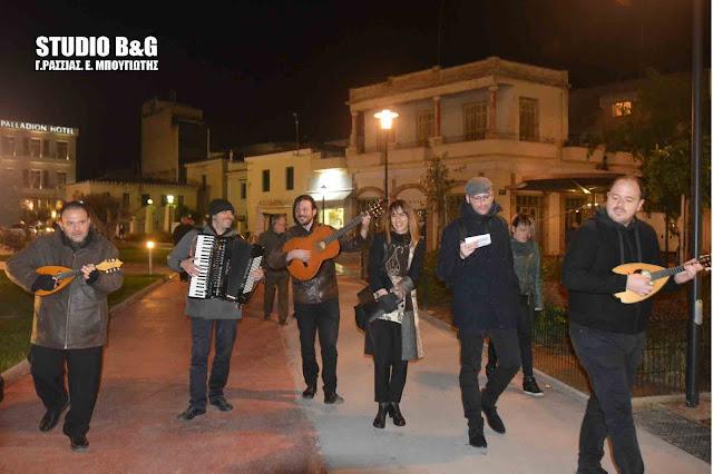 Αποκριάτικη ατμόσφαιρα άλλη εποχής με την Ορχήστρα Νυκτών Εγχόρδων ¨ΑΤΤΙΚΑ¨ στο Άργος