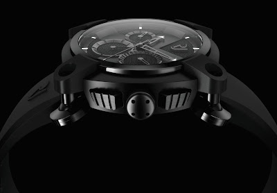 Romain Jerome Moon Invader Collection – Black Metal Automatic ee7e96c72f