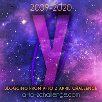 #AtoZChallenge 2020 Blogging from A to Z Challenge letter Y