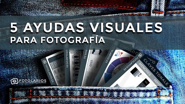 5 ayudas de bolsillo para Fotografía