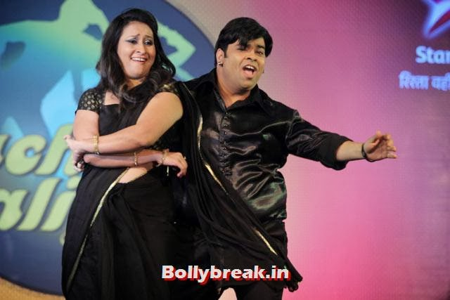 Kiku Sharda and Priyanka, Meet the Nach Baliye 6 contestants - 2013