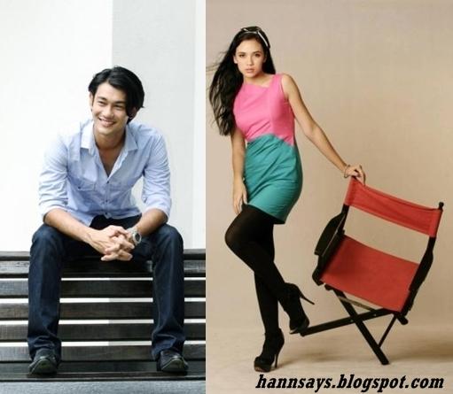 Diana Danielle & Farid Kamil tunang