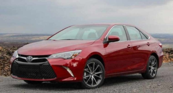 New Toyota Camry 2019-2020 a new body