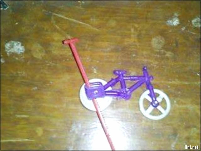 Trò chơi xe đạp ngày xưa