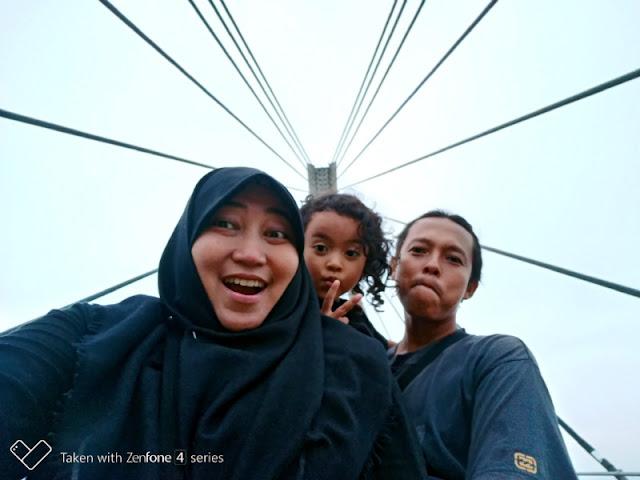 Zenfone 4 selfie, review zenfone 4 selfie, smartphone untuk traveling