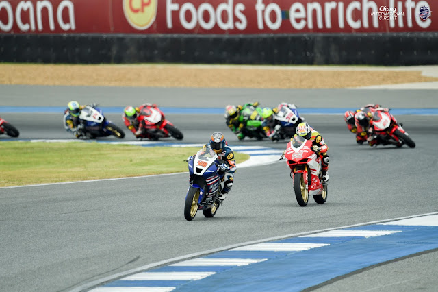 Asia Production 250cc Race 1 Album