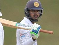 Sri Lanka's Angelo Perera Creates History