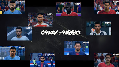 FIFA 19 Facepack by CrazyRabbit