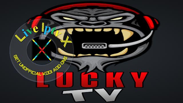 Lucky TV Kodi Addon