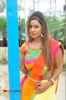 Actress Sri Reddy Pictures at Dandiya Navrang Utsav 2016 Curtain Raiser Event  0045.JPG