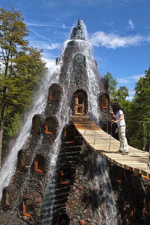 madicni Mountain Hotel, Čile