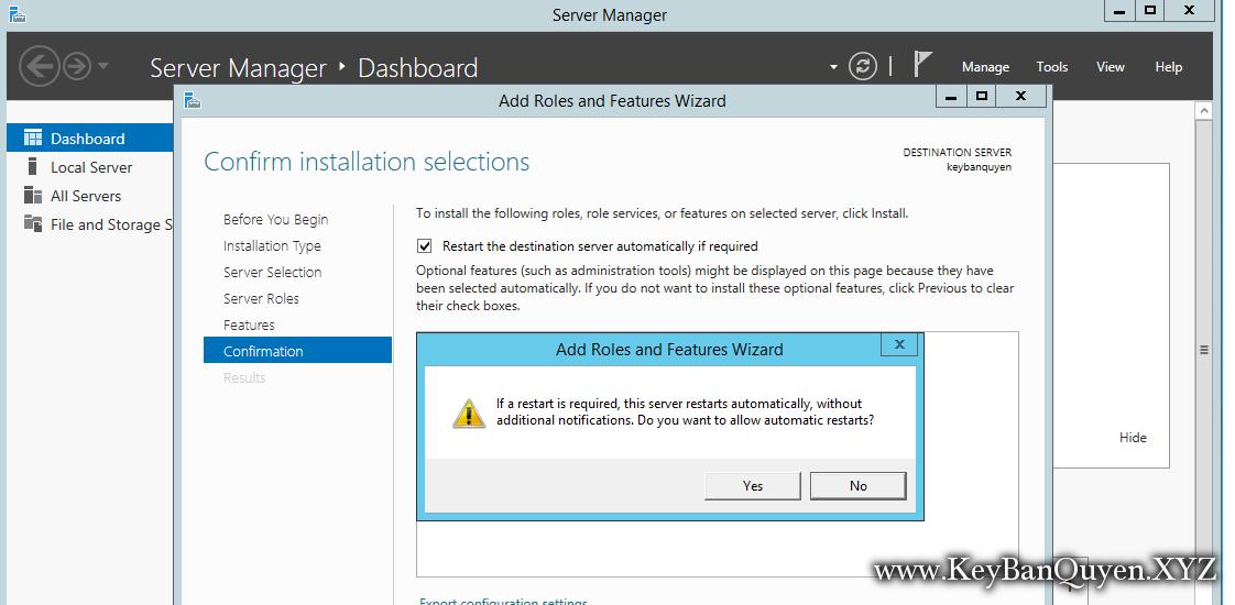 Hướng dẫn hiện My Computer ra Desktop trong Windows Server 2016