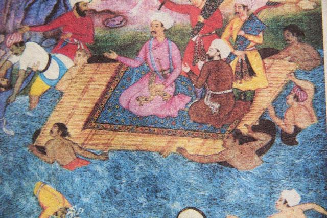 Ouzbékistan, papier, Koni Ghil, Samarcande, © L. Gigout, 2012