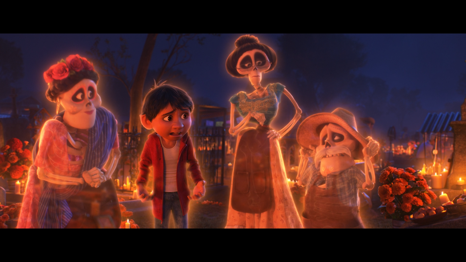 Coco (2017) BD25 + BDRip 1080p LATINO 2