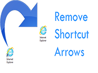 Tips Menghilangkan Tanda Panah Shortcut Di Windows