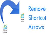 Tips Menghilangkan Tanda Panah Shortcut Di Windows